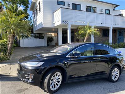 2018 Tesla Model X lease in Manhattan Beach,CA - Swapalease.com