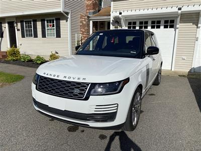 2018 Land Rover Range Rover lease in Tauton,MA - Swapalease.com