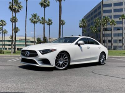 2019 Mercedes-Benz CLS Coupe lease in Corona,CA - Swapalease.com
