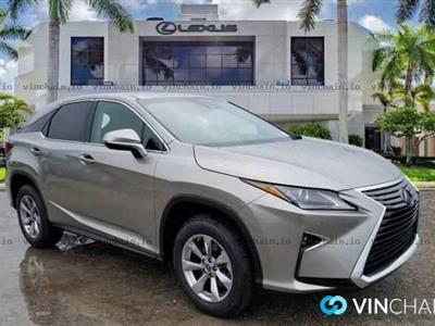 2019 Lexus RX 350 lease in Hialeah,FL - Swapalease.com