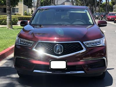 2018 Acura MDX lease in San Diego,CA - Swapalease.com