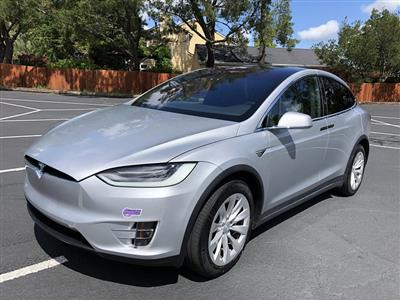 2018 Tesla Model X lease in San Anselmo,CA - Swapalease.com