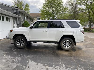 2019 Toyota 4Runner lease in White Lake,MI - Swapalease.com