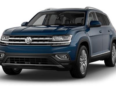 2019 Volkswagen Atlas lease in Redwood City,CA - Swapalease.com