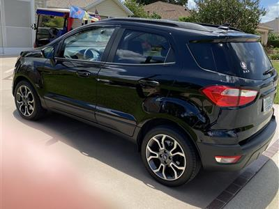 2018 Ford EcoSport lease in The Villages,FL - Swapalease.com