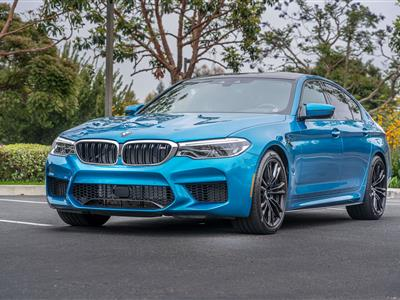 2018 BMW M5 lease in Carlsbad,CA - Swapalease.com