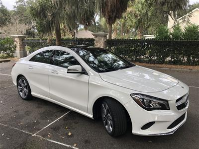 2019 Mercedes-Benz CLA Coupe lease in Fernandina Beach,FL - Swapalease.com