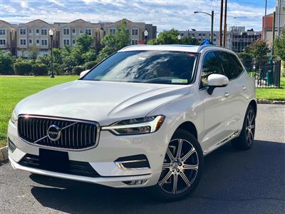 2018 Volvo XC60 lease in New York ,NY - Swapalease.com