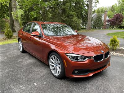 2018 BMW 3 Series lease in Wilmington,DE - Swapalease.com