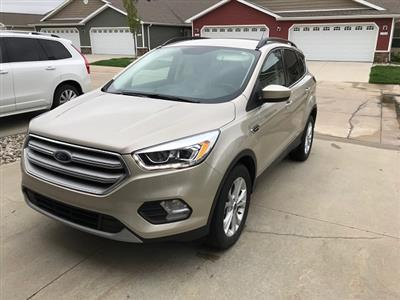 2018 Ford Escape lease in Howell ,MI - Swapalease.com