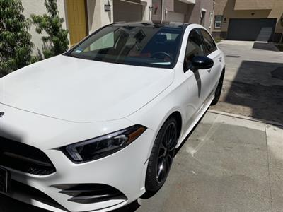 2019 Mercedes-Benz A-Class lease in Los Angeles,AL - Swapalease.com