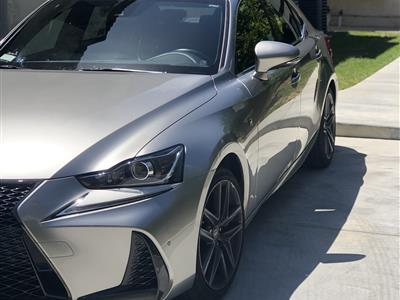 2018 Lexus IS 300 F Sport lease in Agoura Hills,CA - Swapalease.com