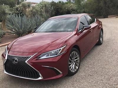 2019 Lexus ES 300h lease in Tucson,AZ - Swapalease.com