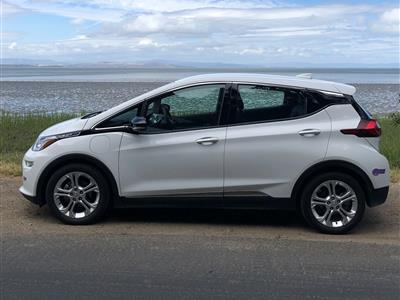 2019 Chevrolet Bolt EV lease in San Rafael,CA - Swapalease.com