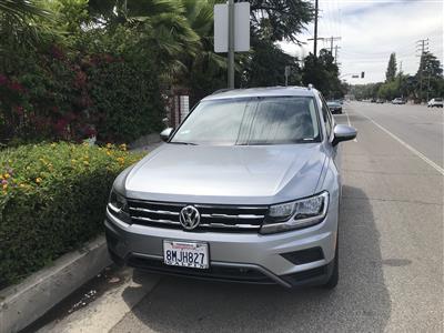 2019 Volkswagen Tiguan lease in Woodland Hills,CA - Swapalease.com
