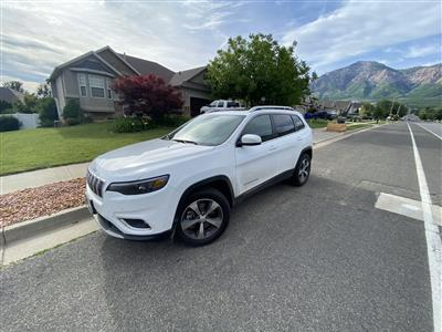 2019 Jeep Cherokee lease in Denver,CO - Swapalease.com