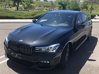 2019 BMW 7 Series lease in Orange County,CA - Swapalease.com