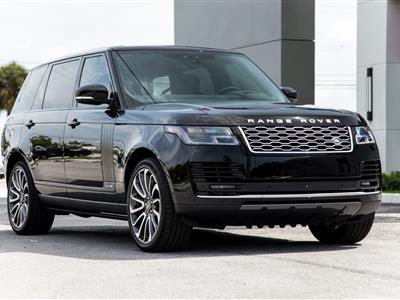 2018 Land Rover Range Rover lease in Dover,NJ - Swapalease.com