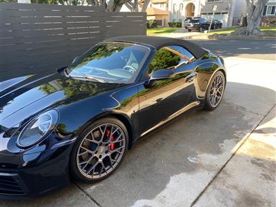 2020 Porsche 911 lease in North Hollywood,CA - Swapalease.com