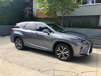 2018 Lexus RX 350L lease in Sherman Oaks,CA - Swapalease.com