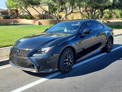 2018 Lexus RC 300 F Sport lease in Las Vegas,NV - Swapalease.com
