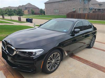 2018 BMW 5 Series lease in Frisco,TX - Swapalease.com