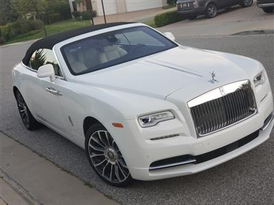 2018 Rolls-Royce Dawn lease in Porter Ranch,CA - Swapalease.com