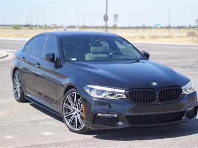 2018 BMW 5 Series lease in CHANDLER,AZ - Swapalease.com