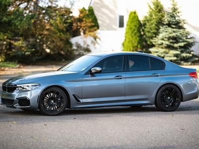 2019 BMW 5 Series lease in Long Branch,NJ - Swapalease.com