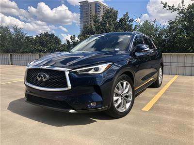 2019 Infiniti QX50 lease in Houston,TX - Swapalease.com