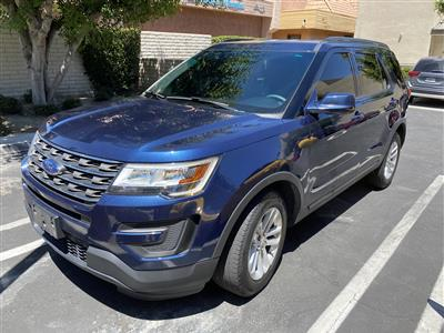 2017 Ford Explorer lease in Cathedral City,CA - Swapalease.com