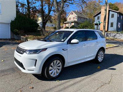 2019 Land Rover Discovery Sport lease in Cresskill,NJ - Swapalease.com
