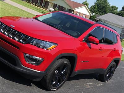 2018 Jeep Compass lease in Danville,KY - Swapalease.com