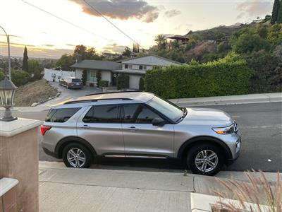 2020 Ford Explorer lease in Sun Valley,CA - Swapalease.com