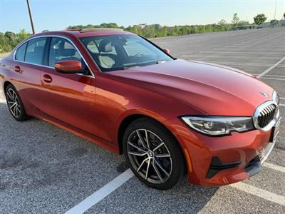 2020 BMW 3 Series lease in OWINGS MILLS,MD - Swapalease.com