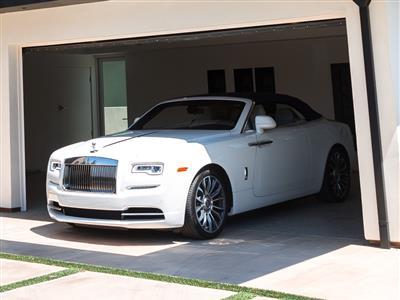 2018 Rolls-Royce Dawn lease in Agoura hills,CA - Swapalease.com