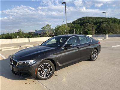 2019 BMW 5 Series lease in Charlottsville ,VA - Swapalease.com