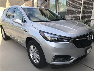 2018 Buick Enclave lease in Prosper,TX - Swapalease.com