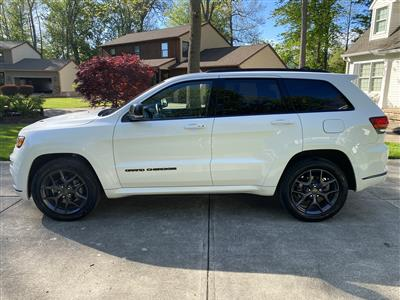 2019 Jeep Grand Cherokee lease in Mentor,OH - Swapalease.com