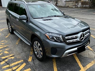 2018 Mercedes-Benz GLS-Class lease in North Kingstown,RI - Swapalease.com