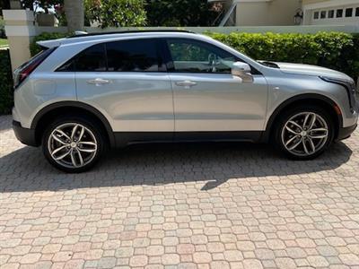 2019 Cadillac XT4 lease in Jupiter,FL - Swapalease.com