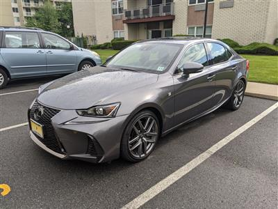 2019 Lexus IS 300 F Sport lease in Edgewater,NJ - Swapalease.com