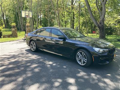 2017 BMW 7 Series lease in Dix Hills,NY - Swapalease.com