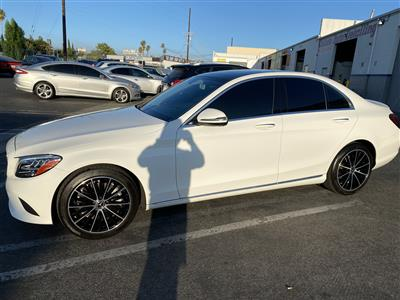 2019 Mercedes-Benz C-Class lease in Woodland Hills,CA - Swapalease.com