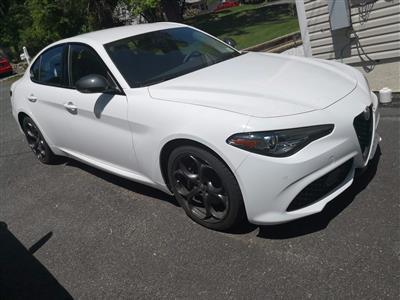 2018 Alfa Romeo Giulia lease in Montville,NJ - Swapalease.com