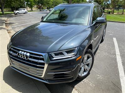 2019 Audi Q5 lease in Concord,CA - Swapalease.com