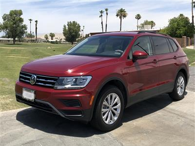 2019 Volkswagen Tiguan lease in Thousand Palms,CA - Swapalease.com