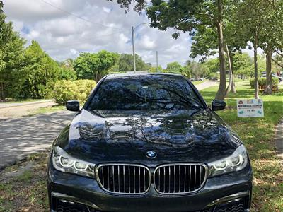 2019 BMW 7 Series lease in North Miami Beach,FL - Swapalease.com