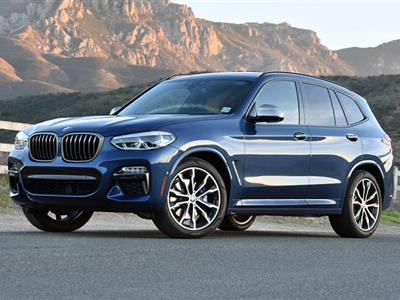 2018 BMW X3 lease in Lakewood,OH - Swapalease.com