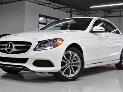 2018 Mercedes-Benz C-Class lease in New York,NY - Swapalease.com